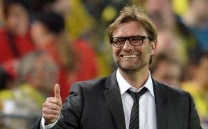 Klopp, entrenador del Borussia