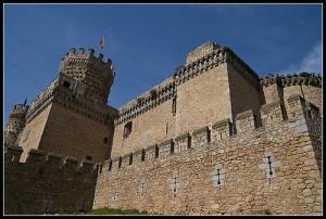 Castillo Manzanares 1
