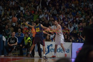 Rudy contra el Barça