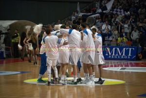 alegrua blanca basket