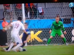 Costa penalti