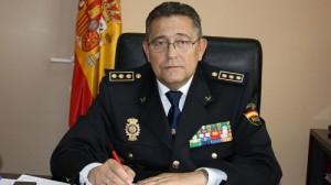 El jefe superior de la Policía de Madrid, Alfonso José Fernández Díaz.