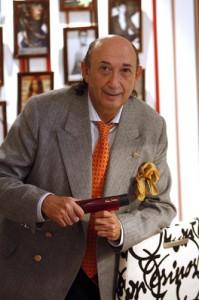 PRESENTACION PERFUME FRANCIS MONTESINOS EN EL HOTEL WESTIN