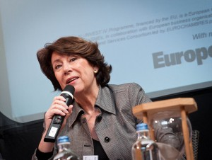 Magdalena Álvarez, otra socialista que se siente 'perseguida'.