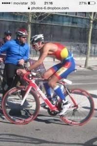Alberto foto pedalea 1