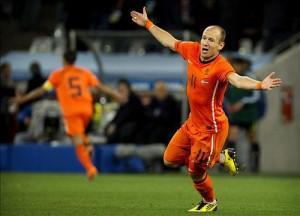 Robben alegrria. 1