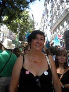 Teresa Fernández, Vicealcaldesa.