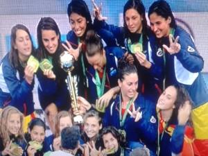 chicas waterpolo