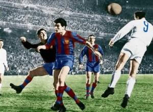Madrid-Barça años 60