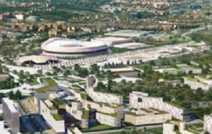 parque olimpico de madrid