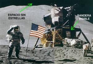 Bandera al viento...