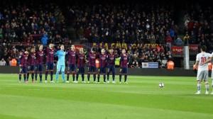 Barça.