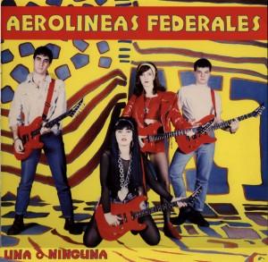 Portada Aerolíneas Federales