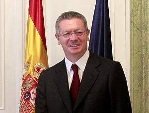 Alberto Ruiz-Gallardón dimite.